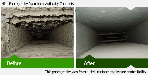 Local Authority Ductwork Cleaning